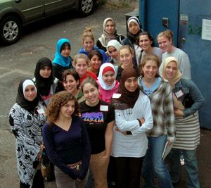 Muslim & Jewish Teens